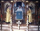 St. Elijah Church, Aliquippa, V. Rev. Stavr. Dr. Nedeljko Grgurevich