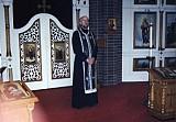 St. Nicholas, Monroeville, V. Rev. Rade Merick