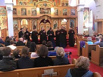 St. Tikhon's Seminary Choir Concert